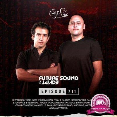 Aly & Fila - Future Sound Of Egypt 711 (2021-07-21)