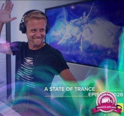Armin van Buuren & Ruben de Ronde & Protoculture - A State Of Trance 1026 (2021-07-22)