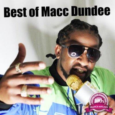 Macc Dundee - Best Of Macc Dundee (2021)