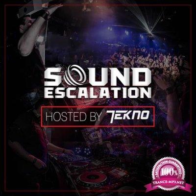 TEKNO & Ron with Leeds - Sound Escalation 204 (2021-07-27)