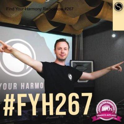 Andrew Rayel - Find Your Harmony Radioshow 267 (2021-07-28)