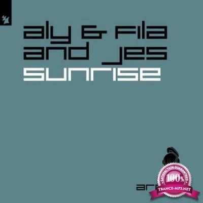 Aly & Fila feat. JES - Sunrise (2021)