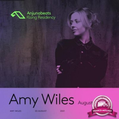 Amy Wiles - Anjunabeats Rising Residency 001 (August 2021) (2021-08-03)