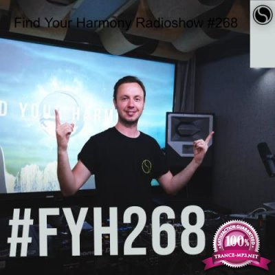 Andrew Rayel - Find Your Harmony Radioshow 268 (2021-08-04)