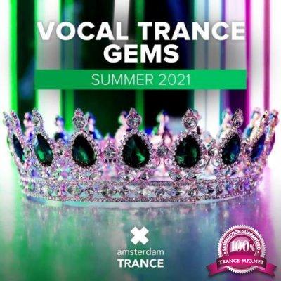 Vocal Trance Gems - Summer 2021 (2021)