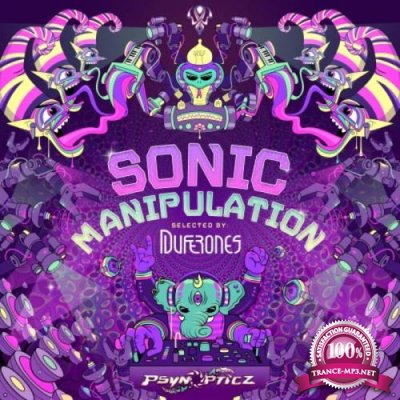 Sonic Manipulation (Selected by Duferones) (2021) FLAC