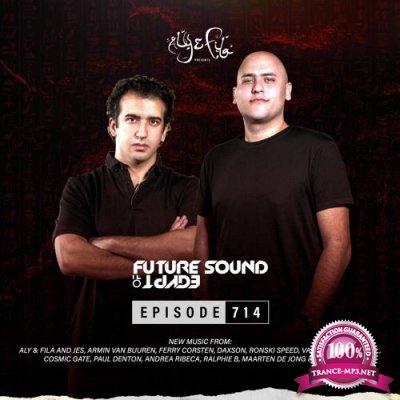 Aly & Fila - Future Sound Of Egypt 714 (2021-08-11)