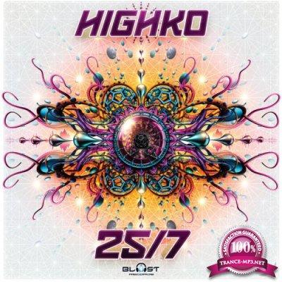 Highko - 25/7 (2021)