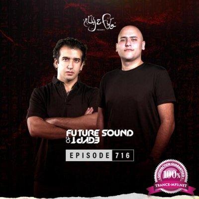 Aly & Fila - Future Sound Of Egypt 716 (2021-08-25)