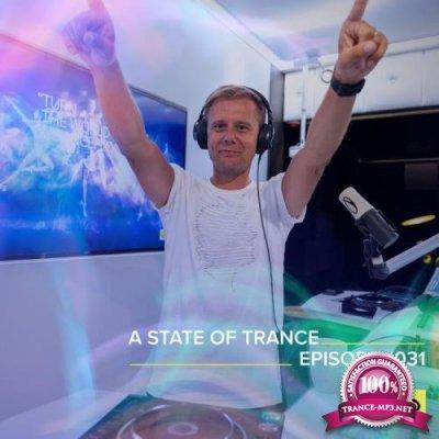 Armin van Buuren & Ruben de Ronde & Sunlounger - A State Of Trance 1031 (2021-08-26)