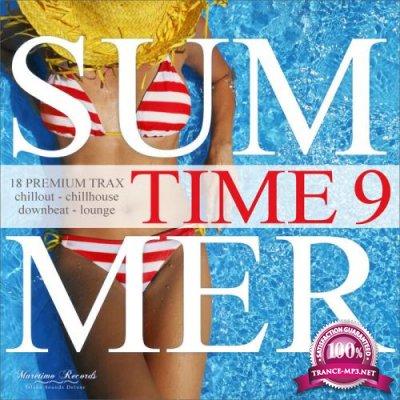 Summer Time Vol 9 - 18 Premium Trax (2021)