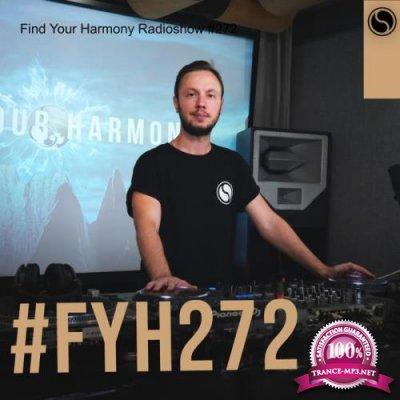 Andrew Rayel - Find Your Harmony Radioshow 272 (2021-09-01)