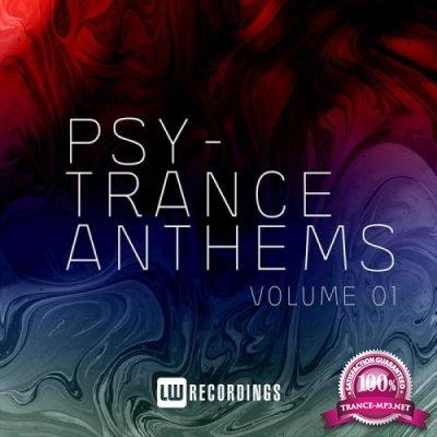 Psy-Trance Anthems, Vol. 01 (2021)