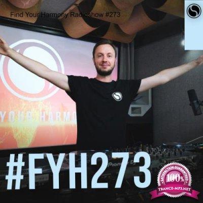 Andrew Rayel - Find Your Harmony Radioshow 273 (2021-09-08)