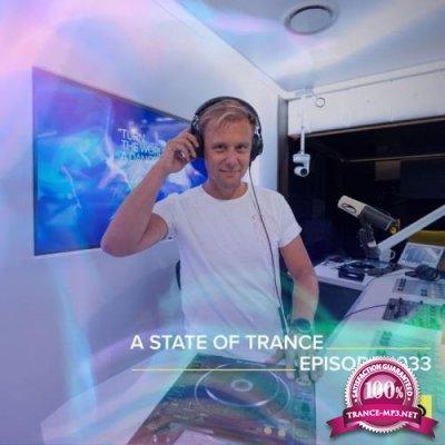 Armin van Buuren & Ruben de Ronde & Cosmic Gate - A State Of Trance 1033 (2021-09-09)