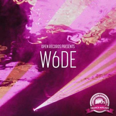 Open Records: W6DE (2021) FLAC