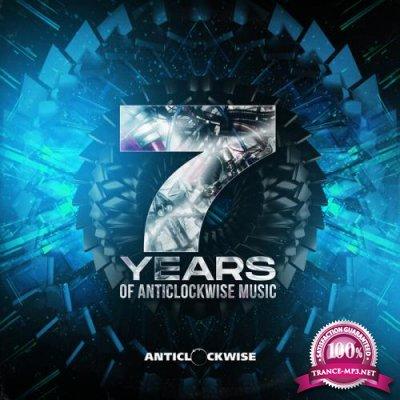 7 Years Of Anticlockwise Music (2021) FLAC