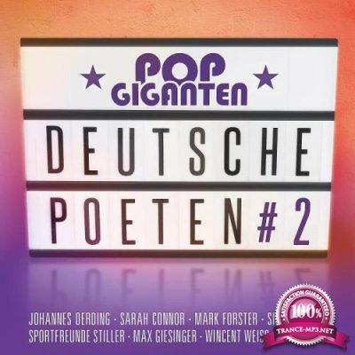 Pop Giganten Deutsche Poeten #2 (2021)