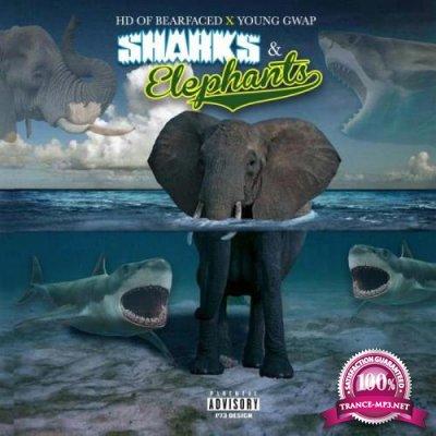 HD of Bearfaced x Young Gwap - Sharks & Elephants (2021)