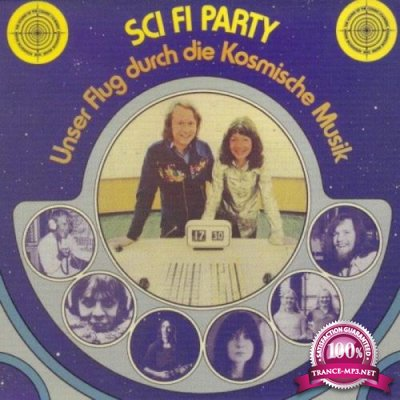 The Cosmic Jokers - Sci Fi Party (1974) (2021)