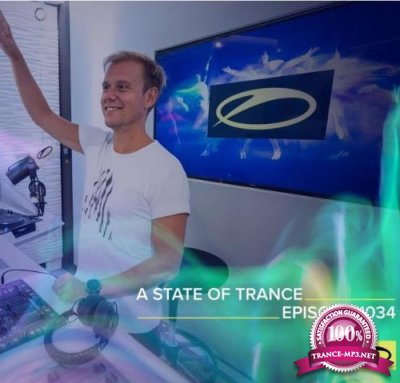 Armin van Buuren & Ruben de Ronde & Ashley Wallbridge - A State Of Trance 1034 (2021-09-16)