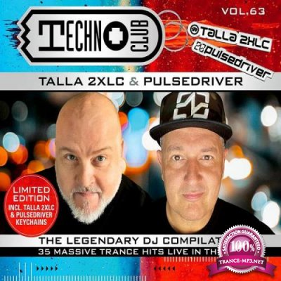 Techno Club Vol 63 (2021) [Extended + Mixed] (2021)