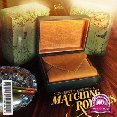 Curren$y x Kino Beats - Matching Rolexes (2021)