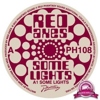 Red Axes - Some Lights EP (2021)