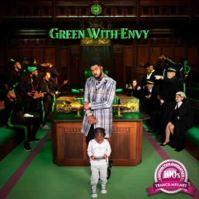 Tion Wayne - Green With Envy (2021)