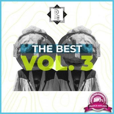 Pure Enjoyment Recording: THE BEST Vol. 3 (2021)