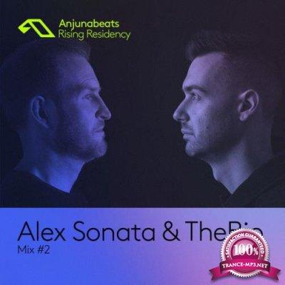 Alex Sonata & TheRio - The Anjunabeats Rising Residency 008 (2021-09-21)