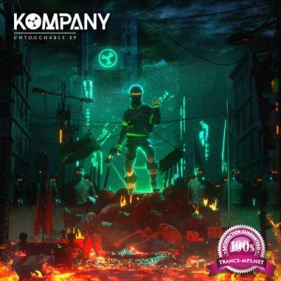 Kompany - Untouchable Ep (2021)