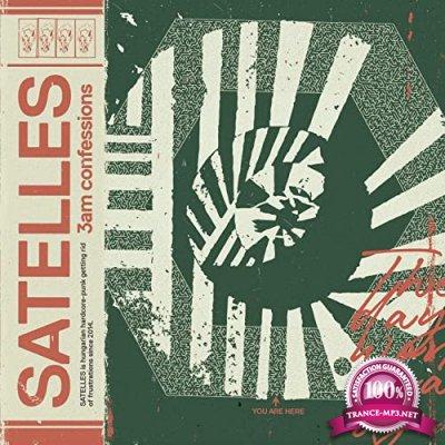 Satelles - 3am Confessions (2021)