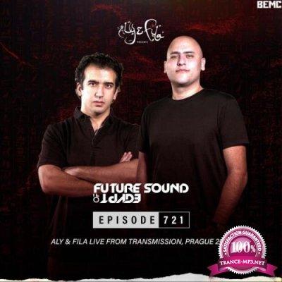 Aly & Fila - Future Sound Of Egypt 721 (2021-09-29)