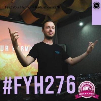 Andrew Rayel - Find Your Harmony Radioshow 276 (2021-09-29)