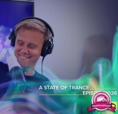 Armin van Buuren - A State of Trance ASOT 1036 (2021-09-30)