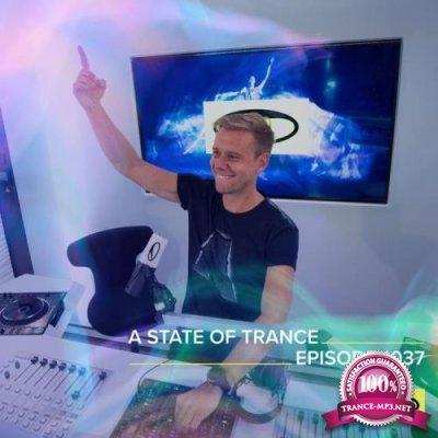 Armin van Buuren - A State of Trance ASOT 1037 (2021-10-07)
