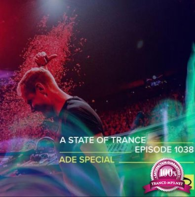 Armin van Buuren - A State of Trance ASOT 1038 (2021-10-14) ADE SPECIAL