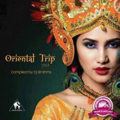 Oriental Trip, Vol. 4 (Compiled by Dj Brahms) (2021)