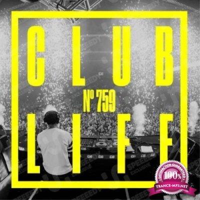 Tiesto - Club Life 759 (2021-10-16)