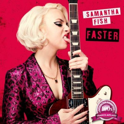 Samantha Fish - Faster (2021)