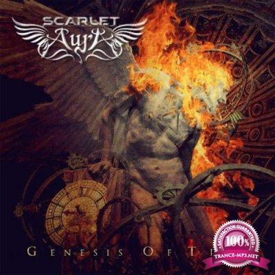 Scarlet Aura - Genesis of Time (2021)