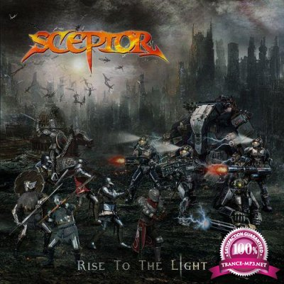 Sceptor - Rise to the Light (2021)