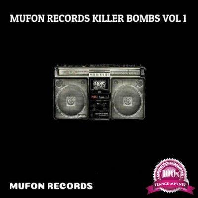 Mufon Records Killer Bombs Vol 1 (2021)