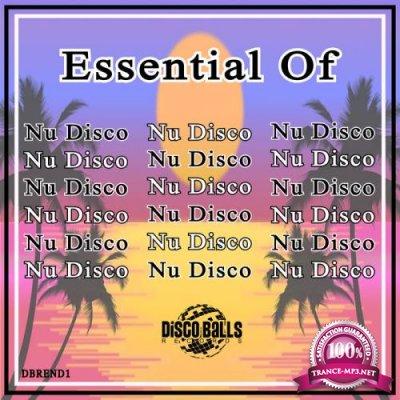 Essential Nu Disco Vol 1 (2021)