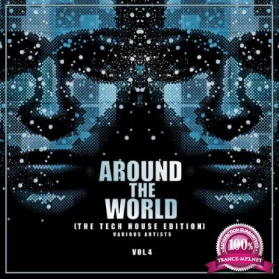 Around The World, Vol. 4 (The Tech House Edition) (2021)