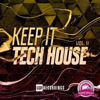 Keep It Tech House, Vol. 11 (2021)