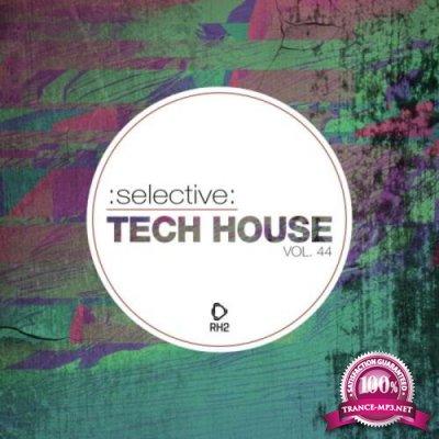 Selective: Tech House, Vol. 44 (2021)